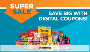 Kroger Super Sale eCoupons
