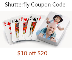 $20 Off Shutterfly Coupon Code
