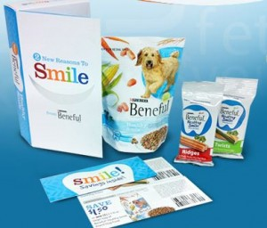 beneful sample