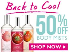 body shop mists