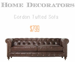 Restoration Hardware Kensington Sofa Look Alike - Southern Savers