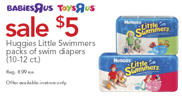 little swimmers deal