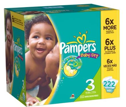 pampers amazon deal