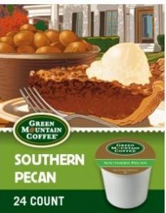 southern pecan keurig kcup coffee