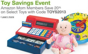 toy savings event