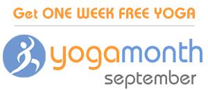 FREE Yoga Month 2013