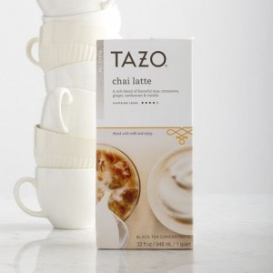 Tazo Latte Concentrate Coupons