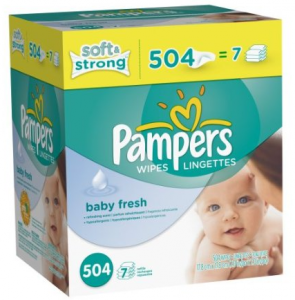 amazon pampers softcare baby fresh wipes