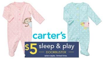 carter's dootbuster sale