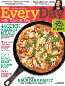 every day with rachael ray magazine subscription
