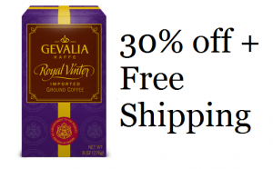 gevalia coffee coupon code