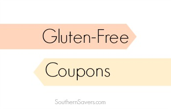 Going gluten-free doesn't mean you need to spend a bundle!  Check out these gluten-free coupons.