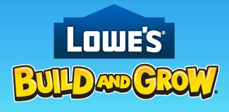 lowes build and grow summer schedule