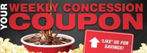 concessions coupon