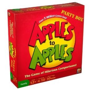 Apples to Apples Coupon