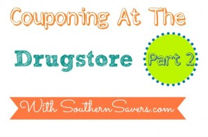 Live Q&A about couponing at the drugstores!  It's a great opportunity to ask your questions.