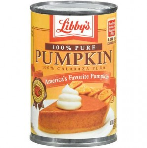 Libby's Pumpkin Coupons