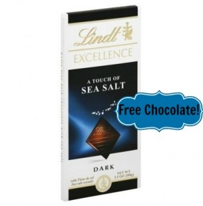 Lindt Chocolate Coupon