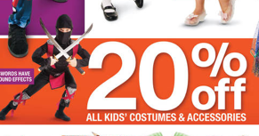Get costumes at Target for over 50% off with new coupons