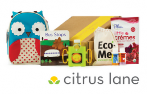 Citrus Lane: Top Kids Gear at 50% off with Free Shipping