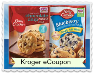 FREE Pouch of Betty Crocker Co...