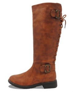 carrini women's riding boot