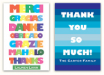 expressionery thank you cards