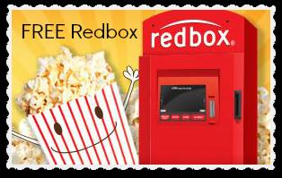 free redbox rental