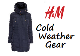 h&m jacket & sweater deals