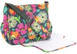 messenger baby bag jazzy blooms
