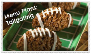 tailgating food menu plans
