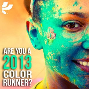 Win tickets to The Color Run.