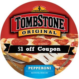 Get Tombstone pizza as low as 49¢ with a new printable coupon