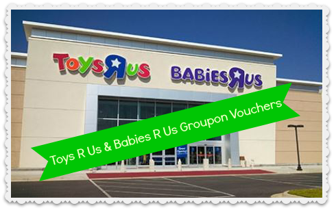 toys r us groupon vouchers