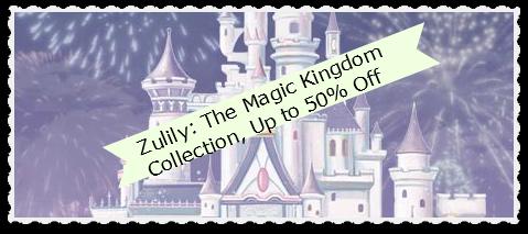 zulily disney magic kingdom
