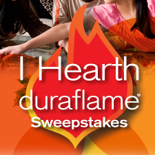 I Hearth Duraflame Sweepstakes