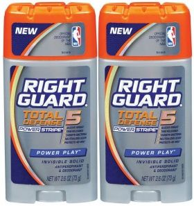 Right Guard Deodorant Coupon