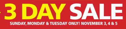 Grab more deals with the Bi-Lo & Winn Dixie 3 Day Sale
