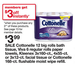 kmart cottonelle deal