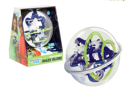 discovery globe toy