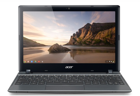 Acer Chromebook $129 shipped