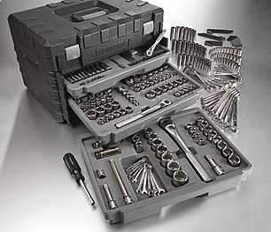 Sears Craftsman 250 piece tool set