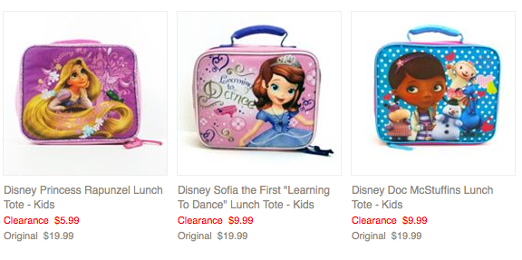 kohls lunchbox clearance deal