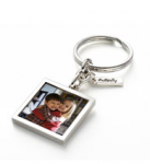 Shutterfly Pewter Key Chain