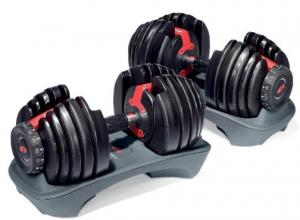Bowflex Adjustable Dumbells sale