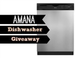 Win a new dishwasher from Amana!