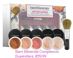Sephora: Bare Minerals 5-Piece Set, $39 Shipped