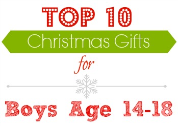 Gift Ideas Top Gifts For Guys Ages 14 18 Southern Savers