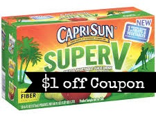 capri sun coupon