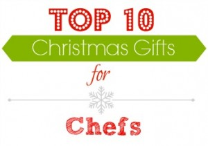 Gift Ideas: Top 10 Gifts for Chefs Under $25 :: Southern Savers